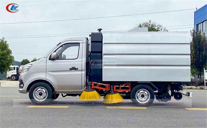 Changan mini vacuum sweeper