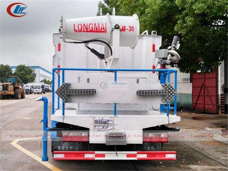 Dongfeng duolika <a target='_blank' href='https://www.runtrucks.cn/special-purpose-truck/anti-dust-truck'>dust suppression truck</a>