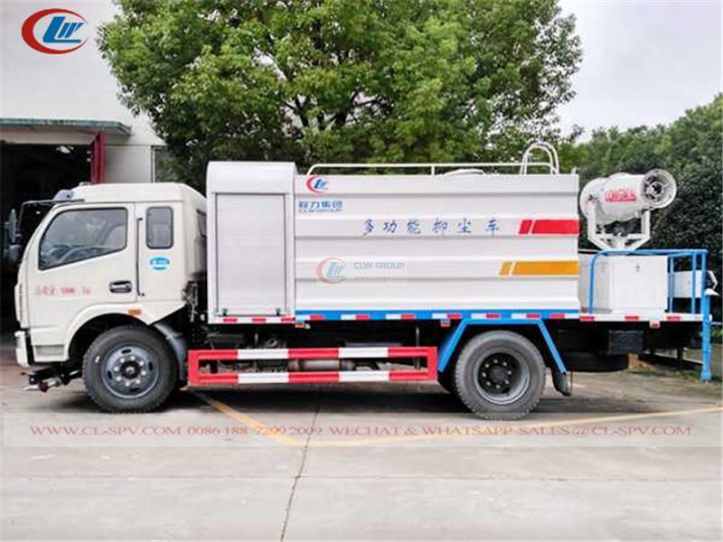 Dongfeng <a target='_blank' href='https://www.runtrucks.cn/special-purpose-truck/anti-dust-truck'>dust suppression truck</a>