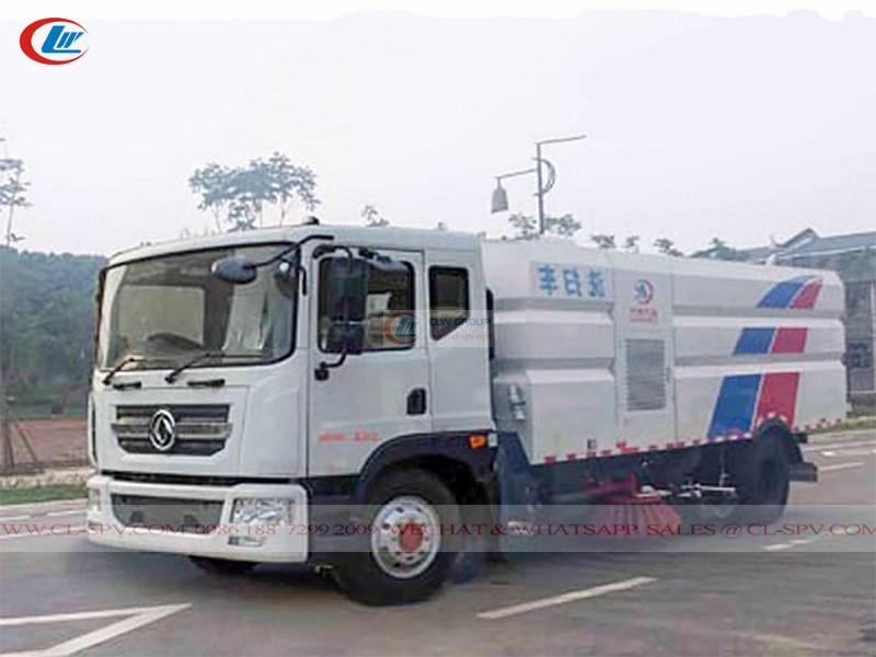 Dongfeng D9 road vacuum sweeper