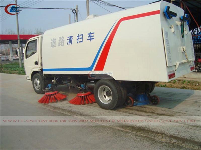 DFAC <a target='_blank' href='https://www.runtrucks.cn/city-sanitation-truck/road-sweeper'>road sweeper</a>