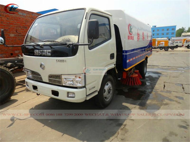Dongfeng Furuika <a target='_blank' href='https://www.runtrucks.cn/city-sanitation-truck/road-sweeper'>road sweeper</a>