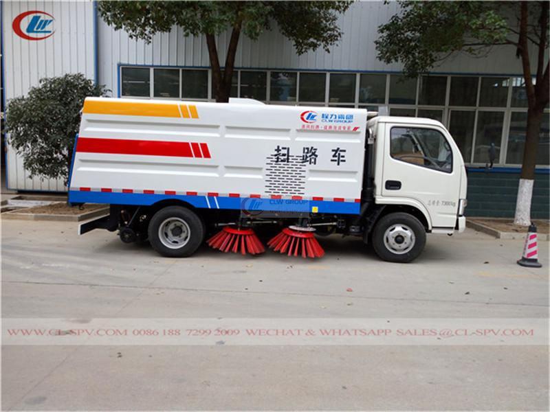 DFAC Furuika <a target='_blank' href='https://www.runtrucks.cn/city-sanitation-truck/road-sweeper'>road sweeper</a>