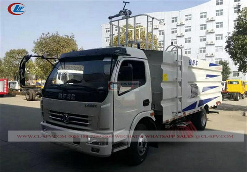 Dongfeng DFAC road sweeper