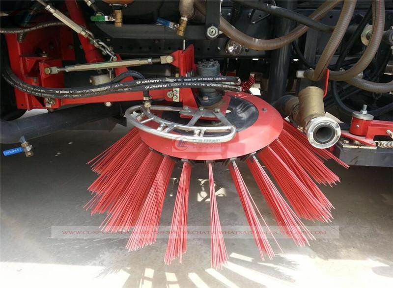 Dongfeng Kingrun road sweeper brushes