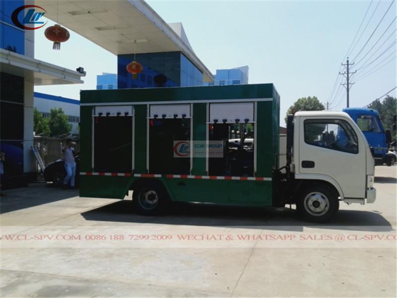 Dongfeng Ruiling sewage treatment truck
