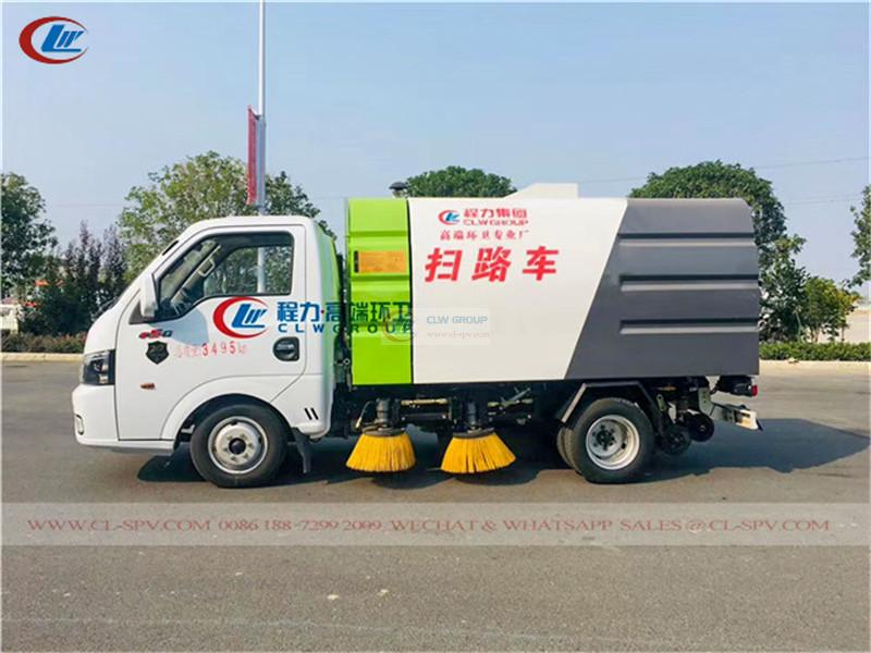 Dongfeng tuyi sweeper