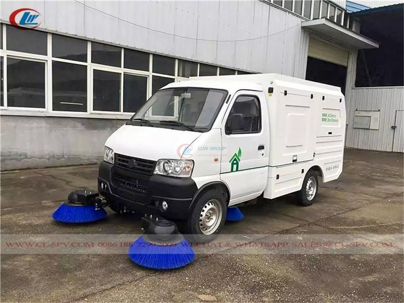 China Electrical sweeper