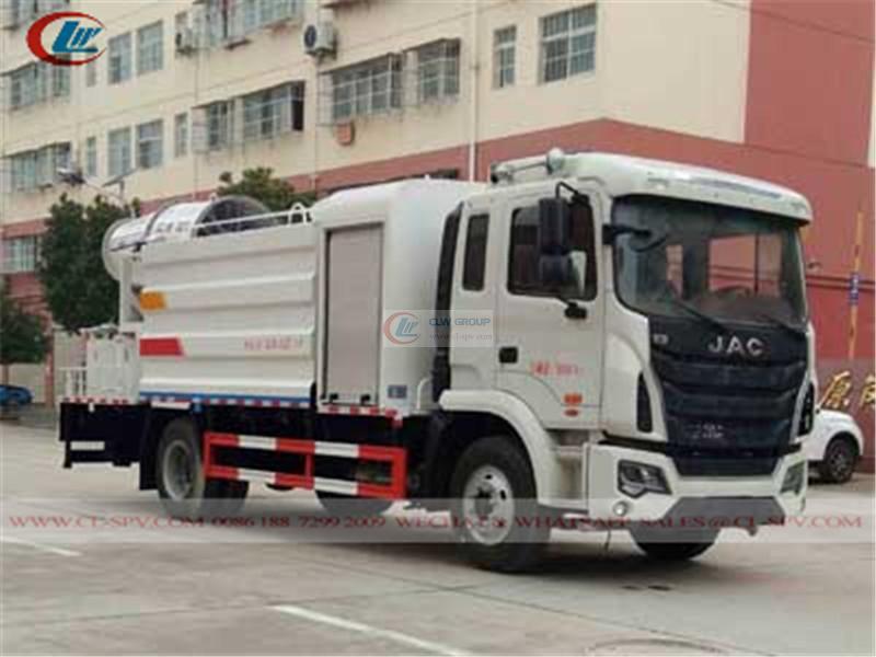JAC multifunctional dust suppression vehicle