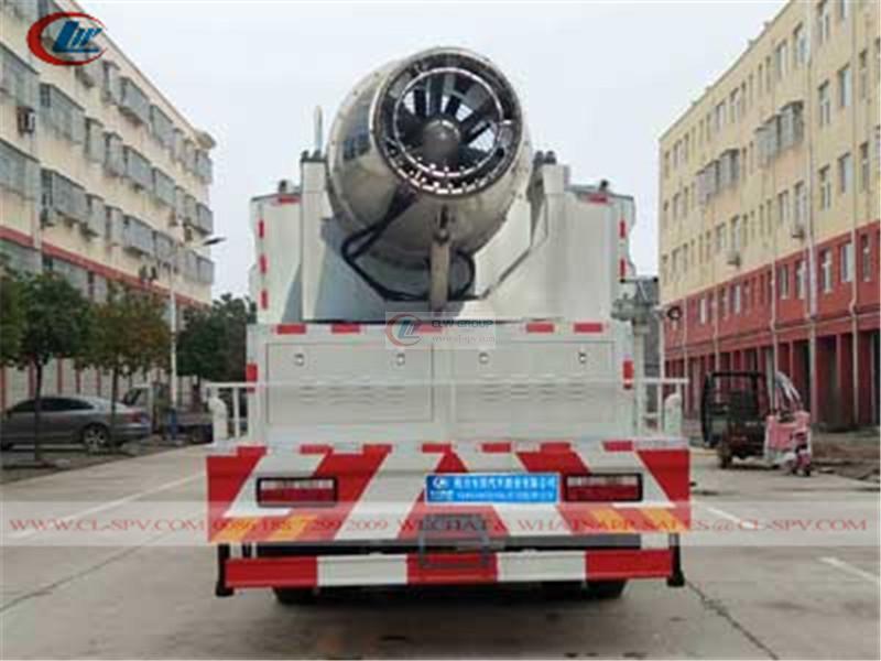 JAC multifunctional <a target='_blank' href='https://www.runtrucks.cn/special-purpose-truck/anti-dust-truck'>dust suppression truck</a>