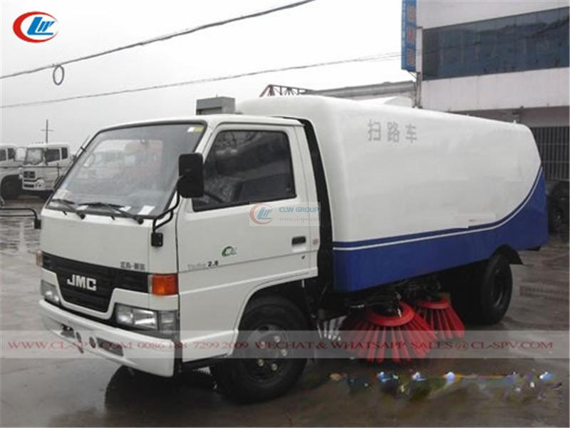 Jiangling JMC road sweeper