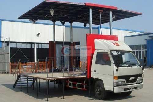 江铃流动  Stage Truck
