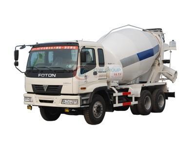 Foton Auman  6×4 cement mixer (12  cbm )