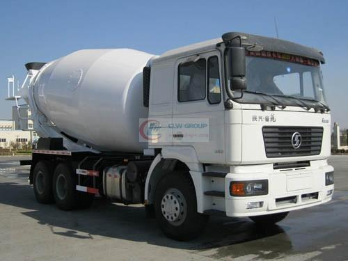 8-12 Fangshan Automobile Delong Concrete Mixer