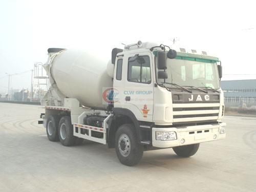 Jianghuai Geerfa concrete mixer truck (8-10  cbm )