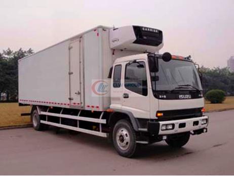 Qingling Isuzu FTR 7.4m Refrigerator Truck