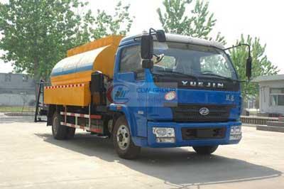 Nanjing Yuejin Asphalt Distributor (6 cubic meters)
