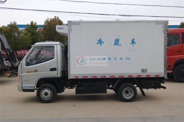 唐骏冷藏车