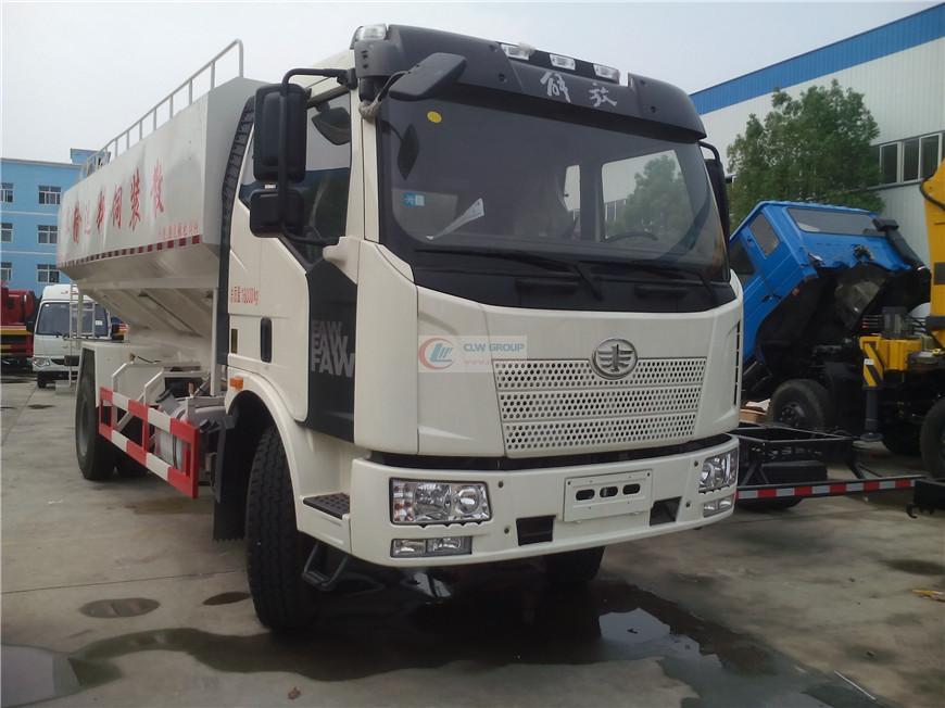 Jiefang J6 Bulk Feed Transporter (20  cbm)