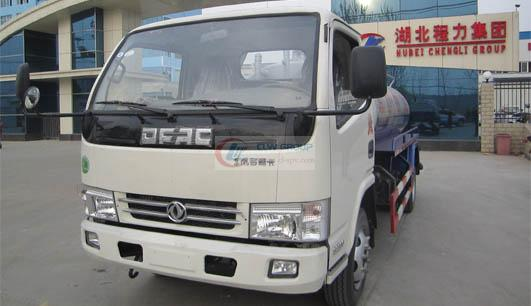Dongfeng Duolika Fecal Suction Truck