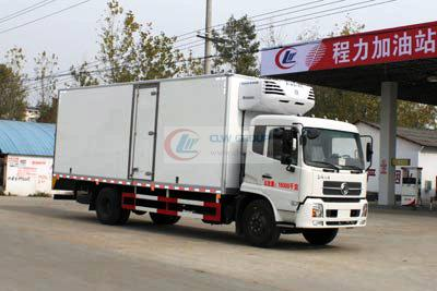 Dongfeng Tianjin 7.4m Refrigerated Truck (Euro 4)