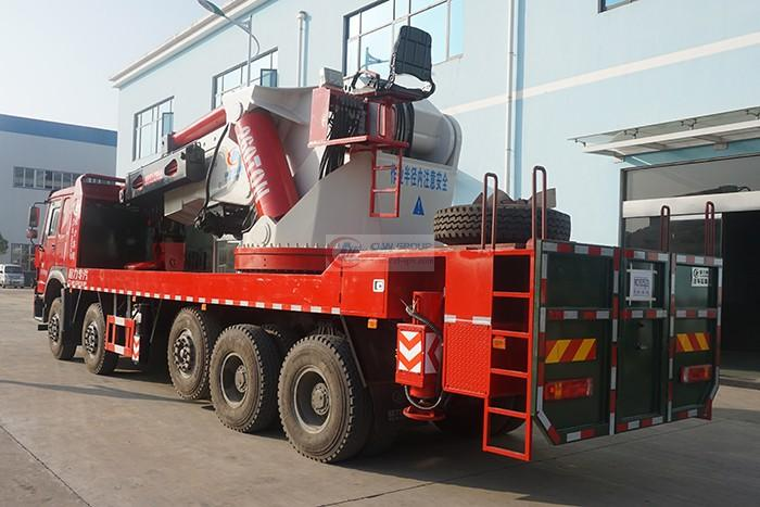 150吨随车吊图片3