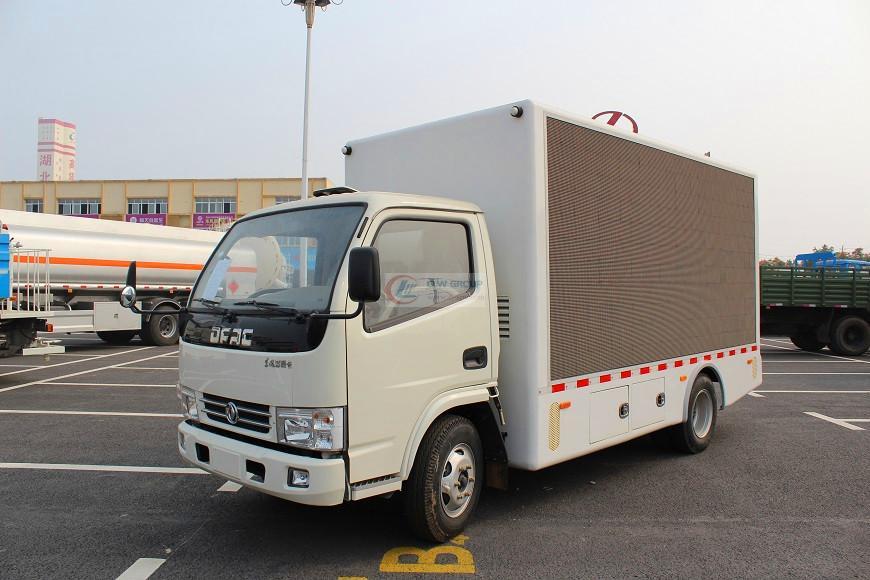 东风多利卡led LED Advertising truck