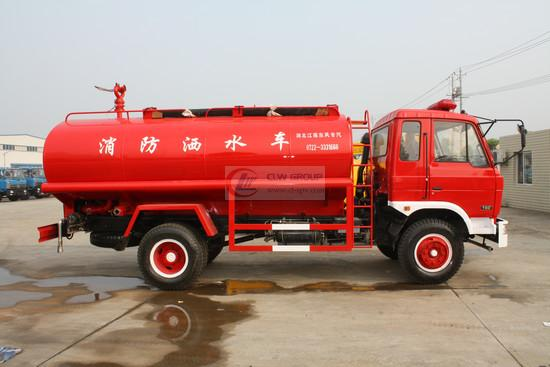 Dongfeng 145 fire sprinkler (8-10 tons)