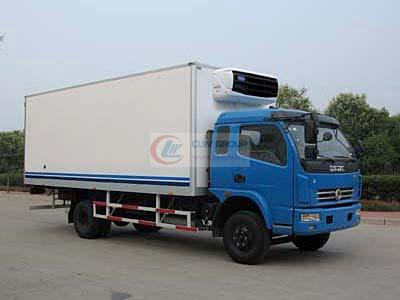 Dongfeng Duolika refrigerated truck (3.5T)