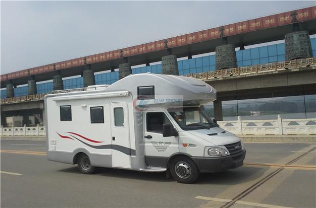 Iveco Flaggschiff Tourenwagen