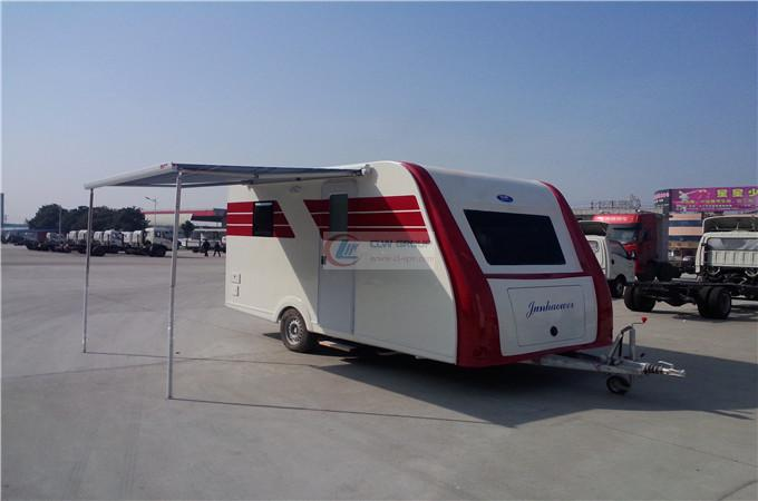 4.2M RV trailer