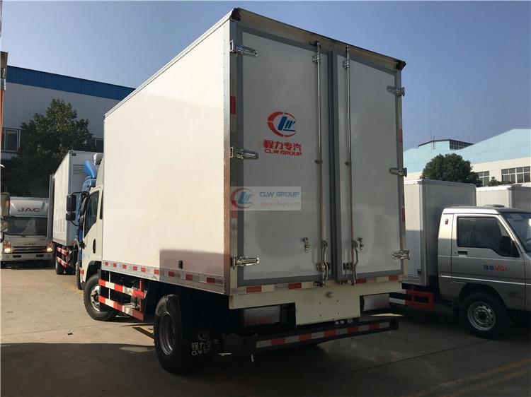 大运一排半3.75米冷藏车