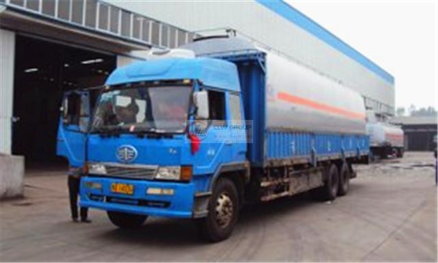 Back-tank flat asphalt truck, asphalt truck | asphalt truck
