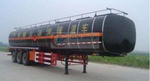Semi-trailer asphalt truck, asphalt truck | asphalt truck