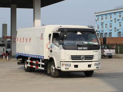 Dongfeng Duolika guardrail cleaning truck