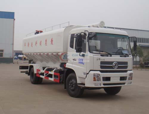 Dongfeng 8 tons bulk feed truck