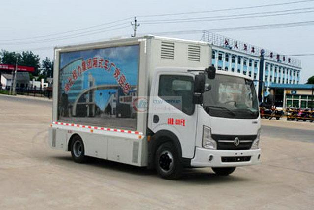Dongfeng Capite LED advertising vehicle ( EuroFourth)