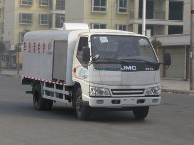 JMC Jiangling Leitplanke Reinigungswagen