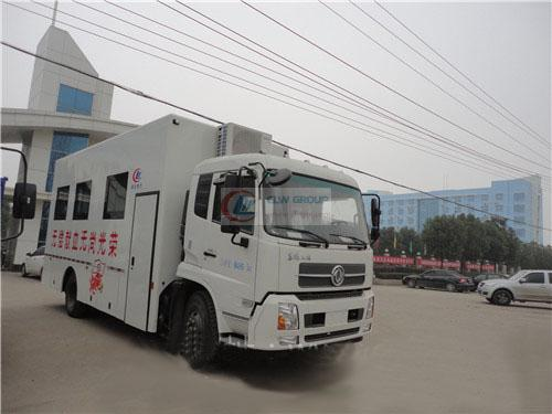 Dongfeng Tianjin Mobile Blood Donation Vehicle