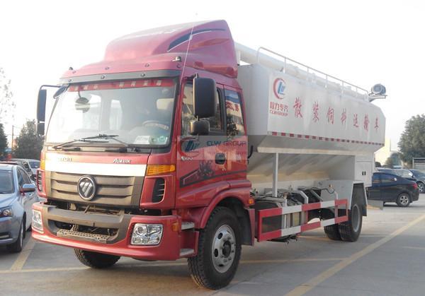 Foton Omark Bulk Feed Transporter