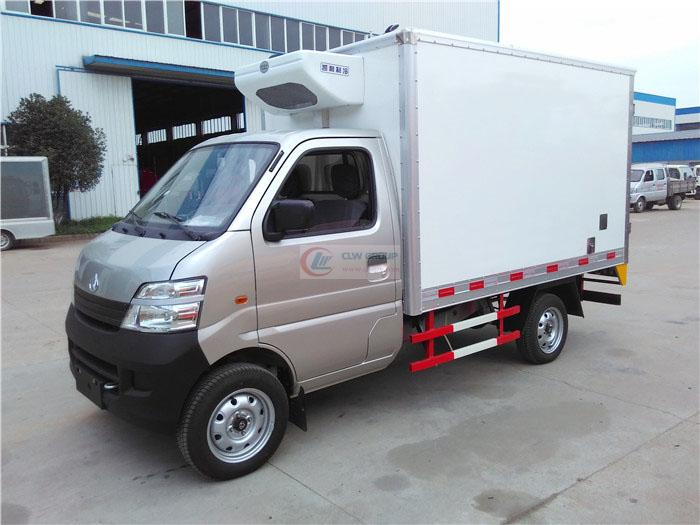 Changan Refrigerated Truck ( EuroFourth)