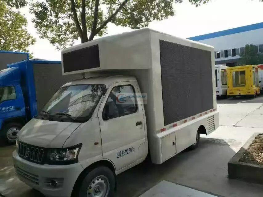 Kaima advertising vehicle ( EuroV)