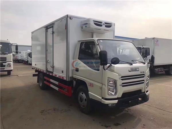 江铃国六小  Model 冷藏车/4.2米冷藏车图片