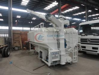 5 tons -38.5 tons bulk feed tanker