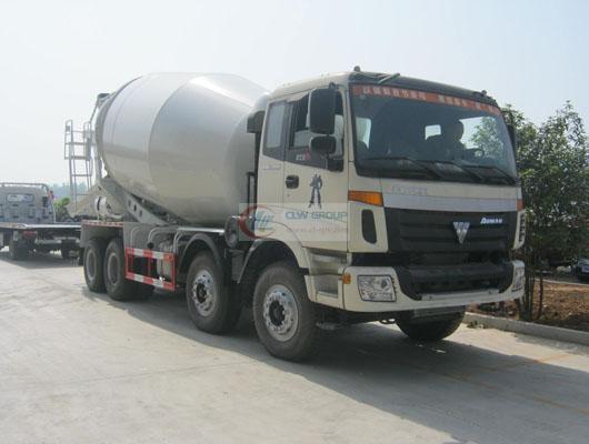 Foton 16  cbm concrete mixer truck