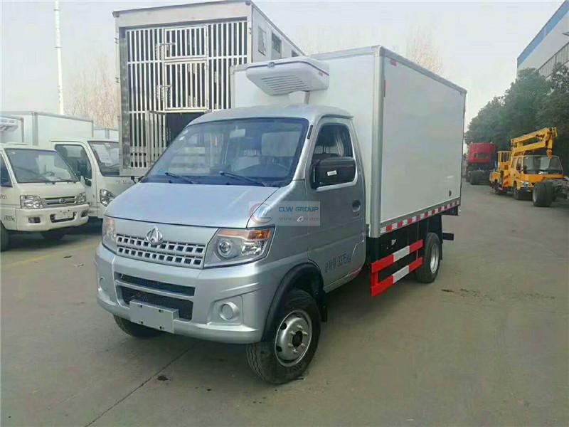 Changan 神骐后双轮冷藏车
