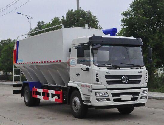 Shaanxi Automobile Xuande 20  cbm (10 tons) bulk feed truck