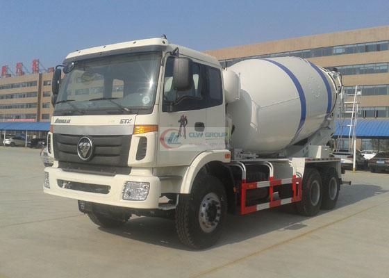 Foton Auman 14  cbm cement mixer truck