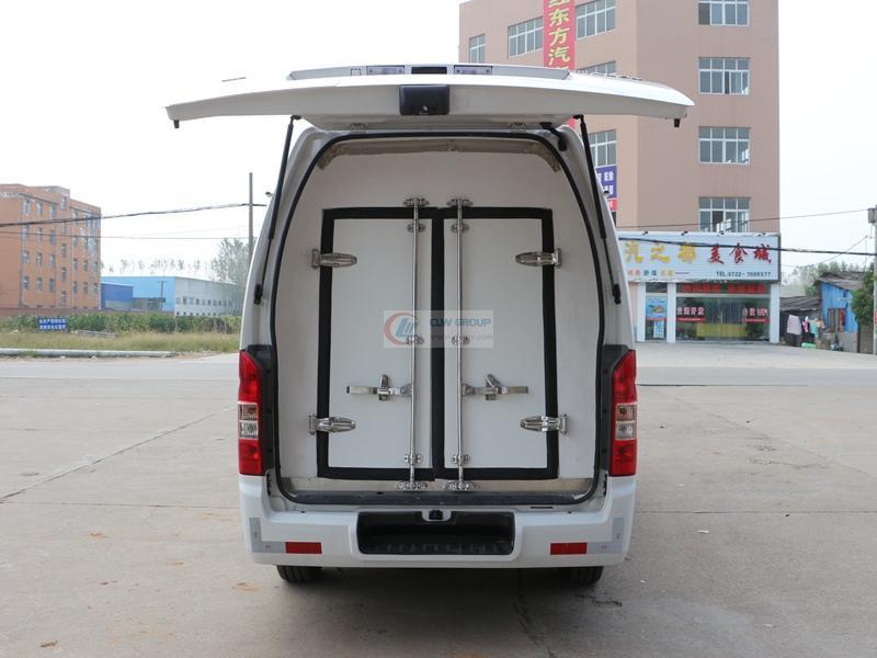 福田G7国五冷藏车(5.3立方)后双开门