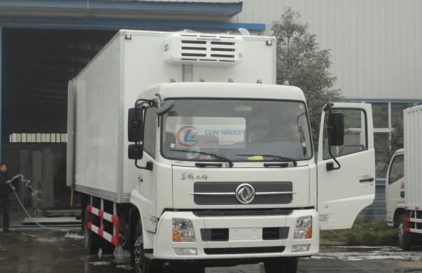 Dongfeng Tianjin 7.5m refrigerated truck